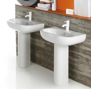 lavabo e sanitari E-line