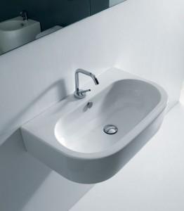 lavabo e sanitari sospesi Flo