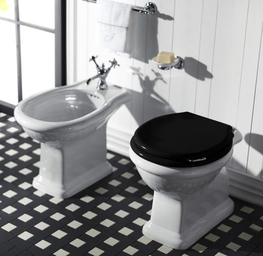 lavabo e sanitari a terra Lante