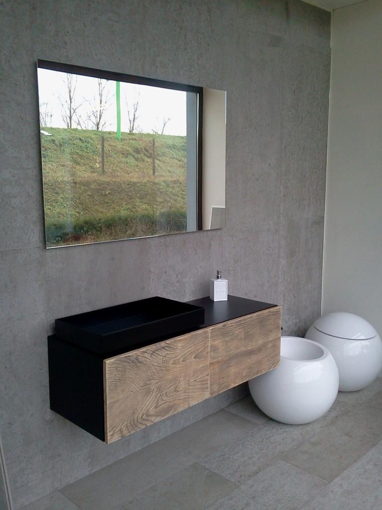 Mobile bagno re used zero20 arredo bagno venezia - Arredo bagno venezia ...