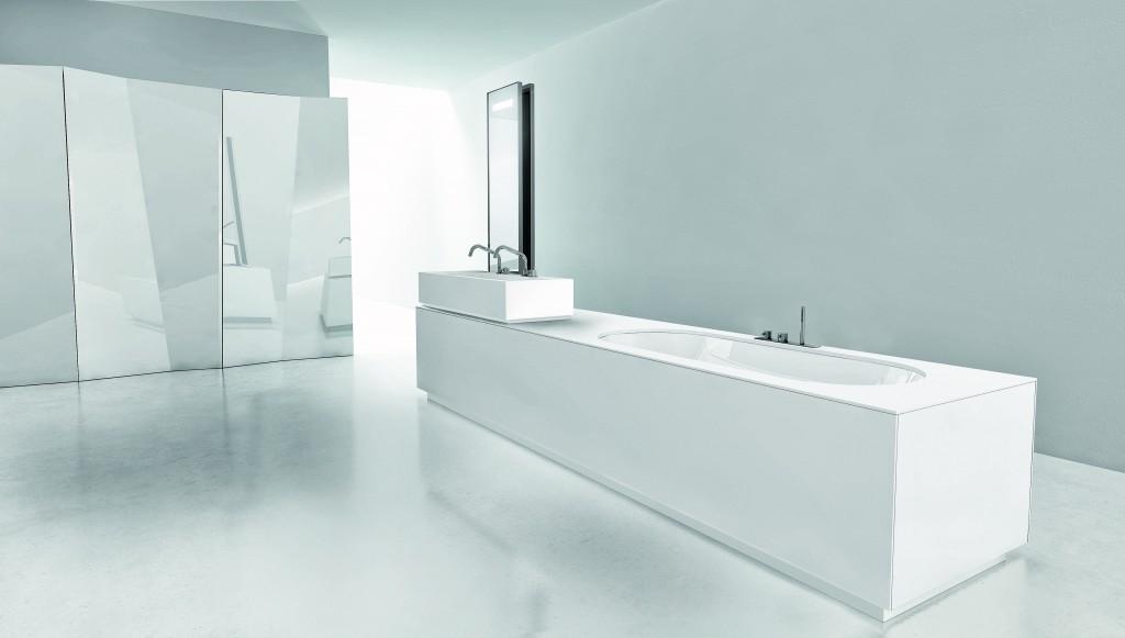 sistema bagno vasca-lavabo