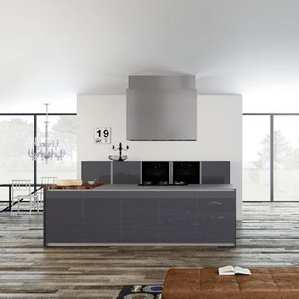 Stile minimal nell 39 arredamento case pandolfo for Arredo minimal home