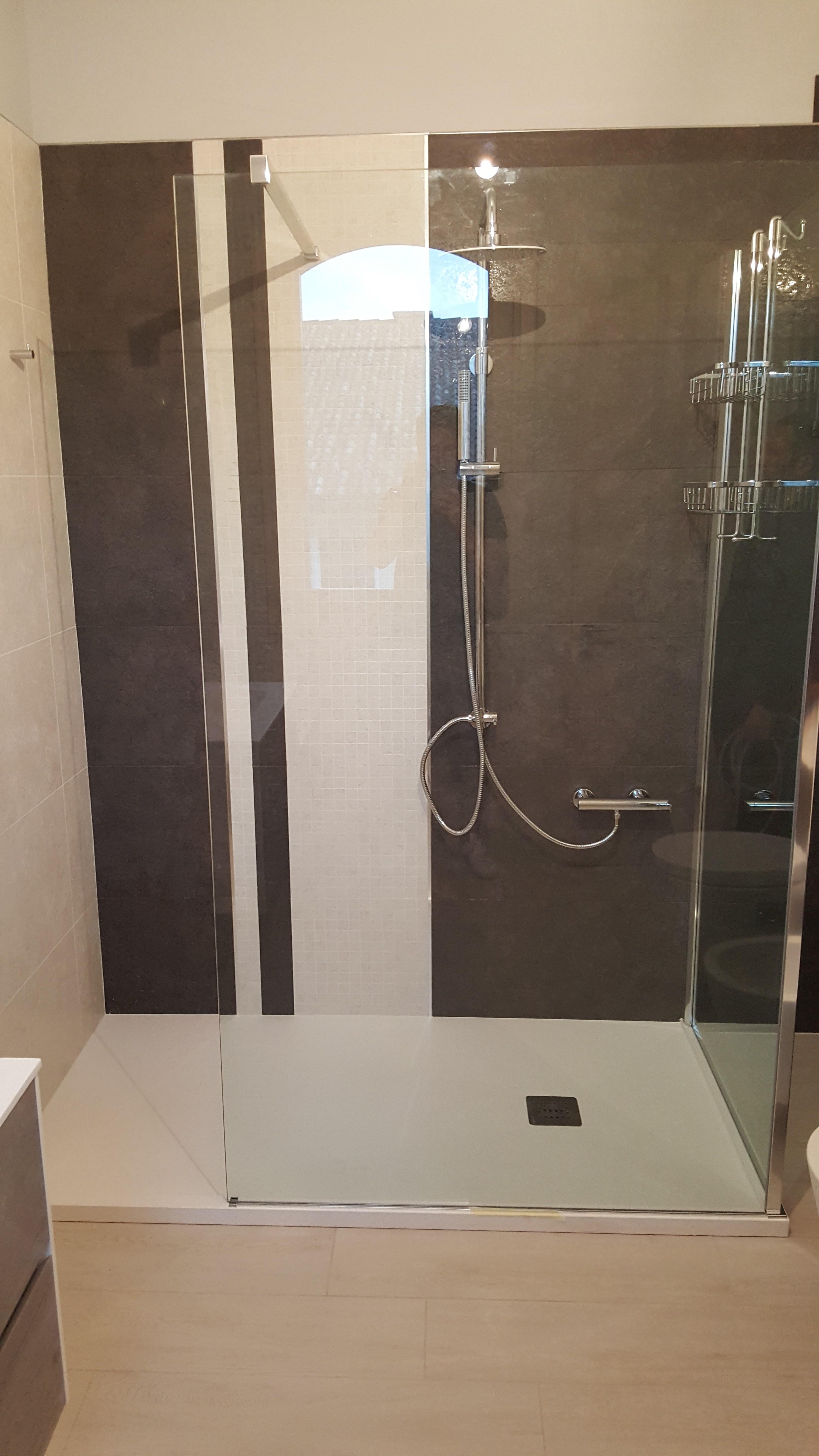 20160503_192234 da vasca a doccia utilizzando vecchio monocomando