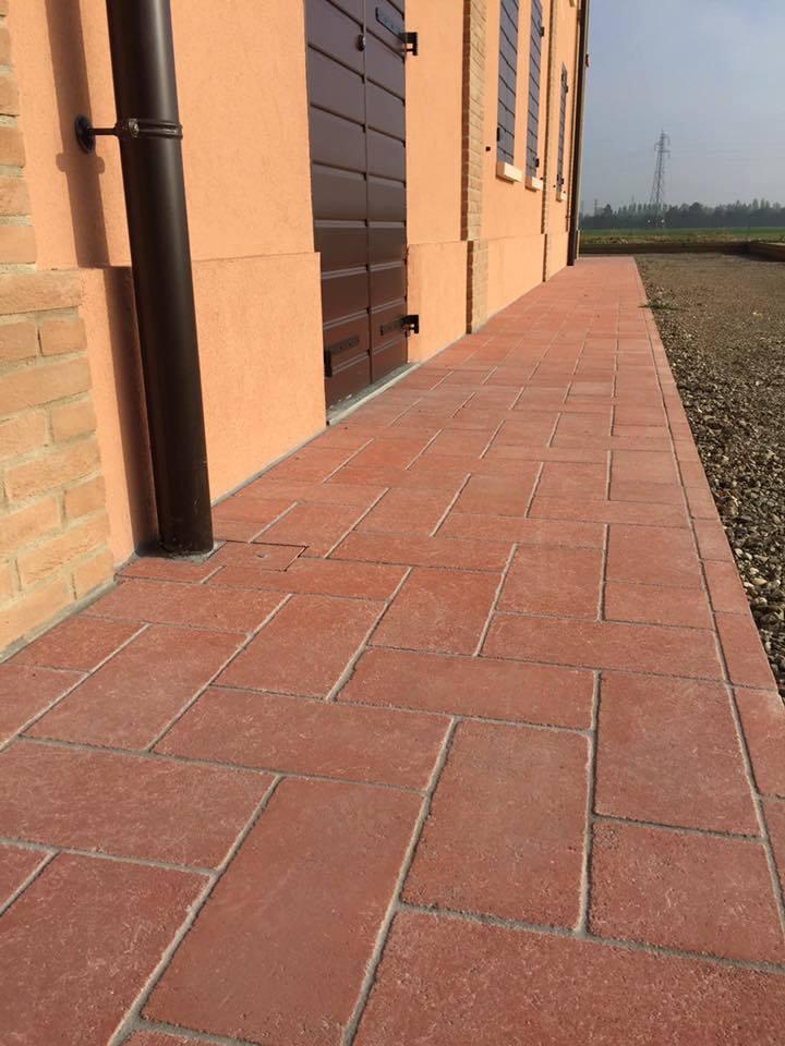 Pavimenti in pietra compatta pavimenti venezia padova pandolfo - Pavimenti per esterno offerte ...