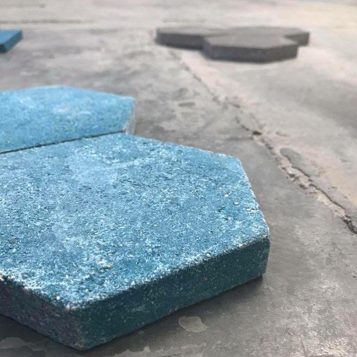 pavimenti in pietra compatta